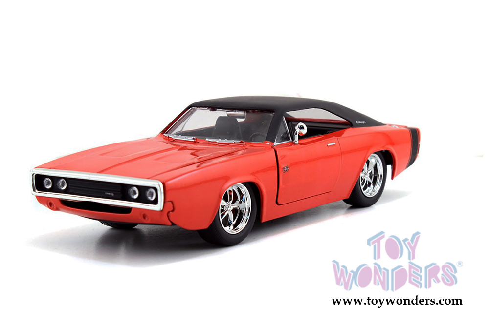 Jada Toys 2006 Dodge Magnum Rt 124 Scale: 1970 Dodge Charger R/T Hard Top 97593A 1/24 Scale Jada