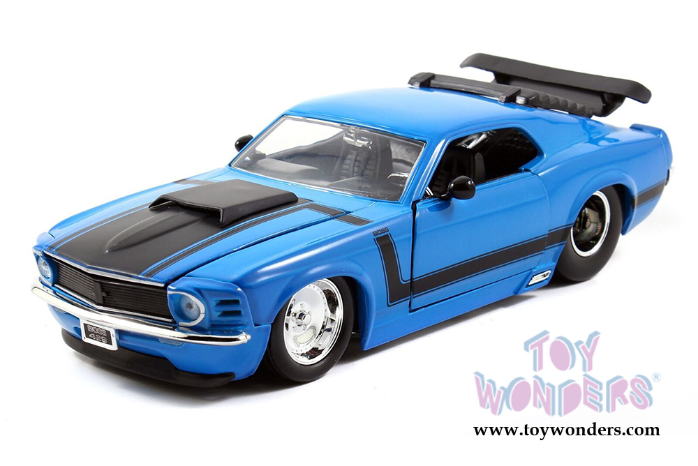 1970 Ford Mustang Boss 429 Hard Top 98026WA1 1/24 scale ...