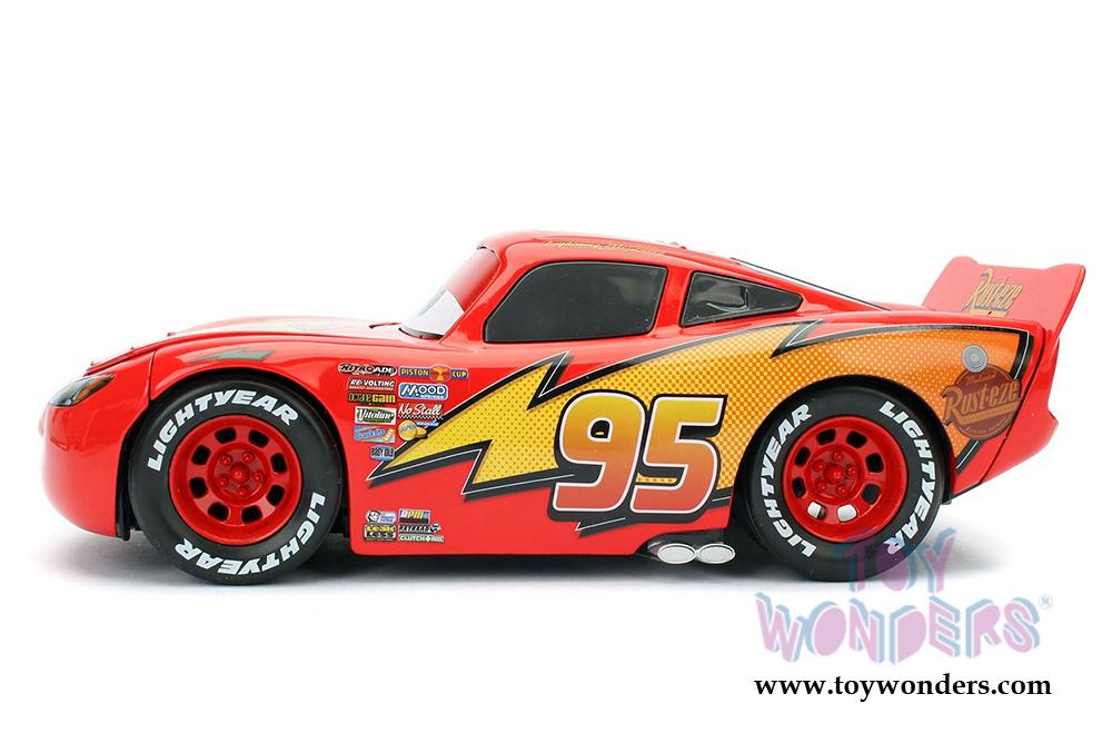 Jada Toys Disney Pixar Cars Lightning Mcqueen Diecast