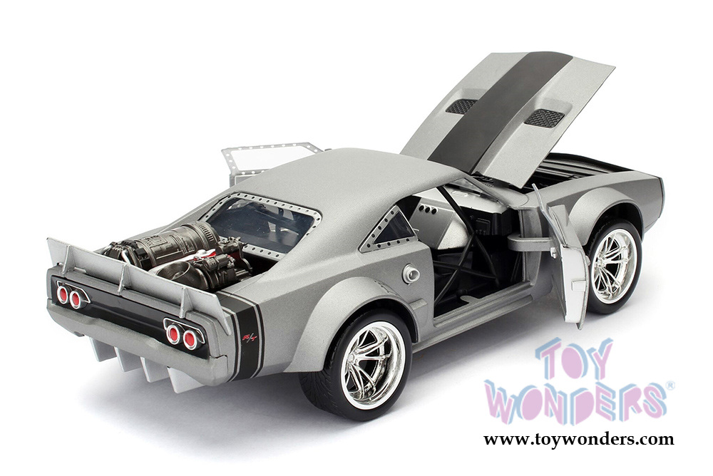 toys car remote control with Jada Toys Fast Furious Dom S Ice Charger F8 The Fate Of The Furious Movie 1 24 Scale Diecast Model Car Semi Gun Metal Grey 98427 P16907 on Mini Exercise Bike together with 5pcs 20 Holes Of Small L Shaped Angle Iron Iron Tablets Creel Frame Metal Body Parts Diy Robot Model Accessories furthermore 158552 Japan Report Toyota Mirai Hydrogen Fuel Cell Car Toyotas Safety Technology in addition Mini Dvb T2 Digital Tv Usb Dongle Stick W Fm Dab Sdr Remote Control White Black 242351 as well Kids Toy Crane.