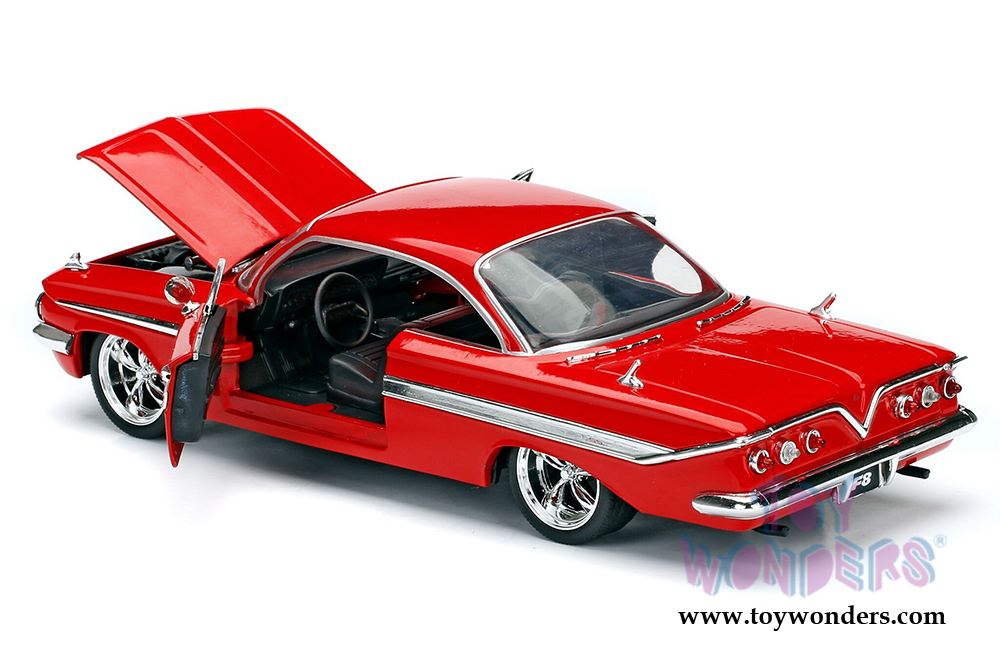 1961 Dom S Chevy Impala F8 Quot The Fate Of The Furious Quot Movie