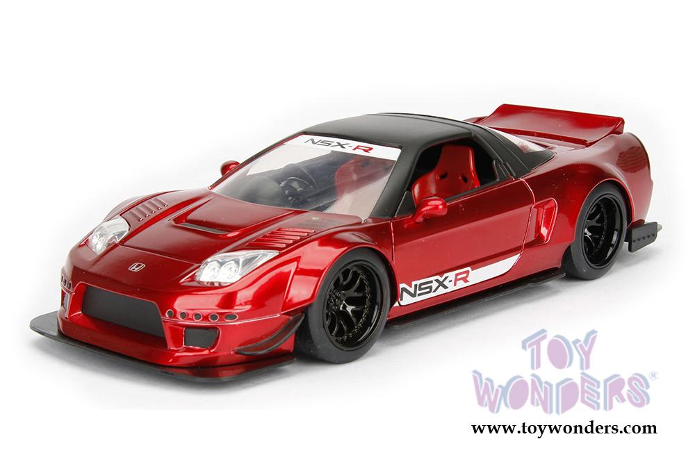 Jada Toys Metals Die Cast Jdm Tuners Honda Nsx Type R Japan