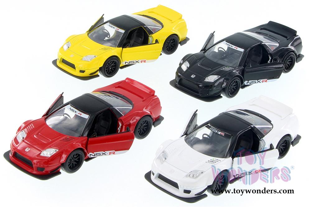Jada Toys Metals Die Cast Honda Nsx Wide Body Hard Top