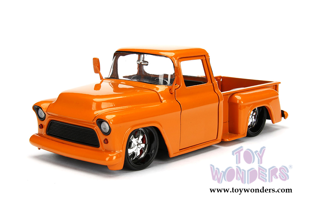 Jada Toys Metals Cast Just Trucks Chevy Stepside Pick Up