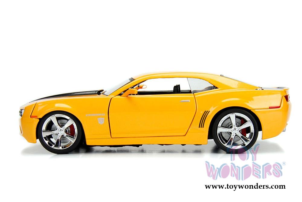 99382 Jada Toys Metals Die Cast Transformers 5 2006 Chevy