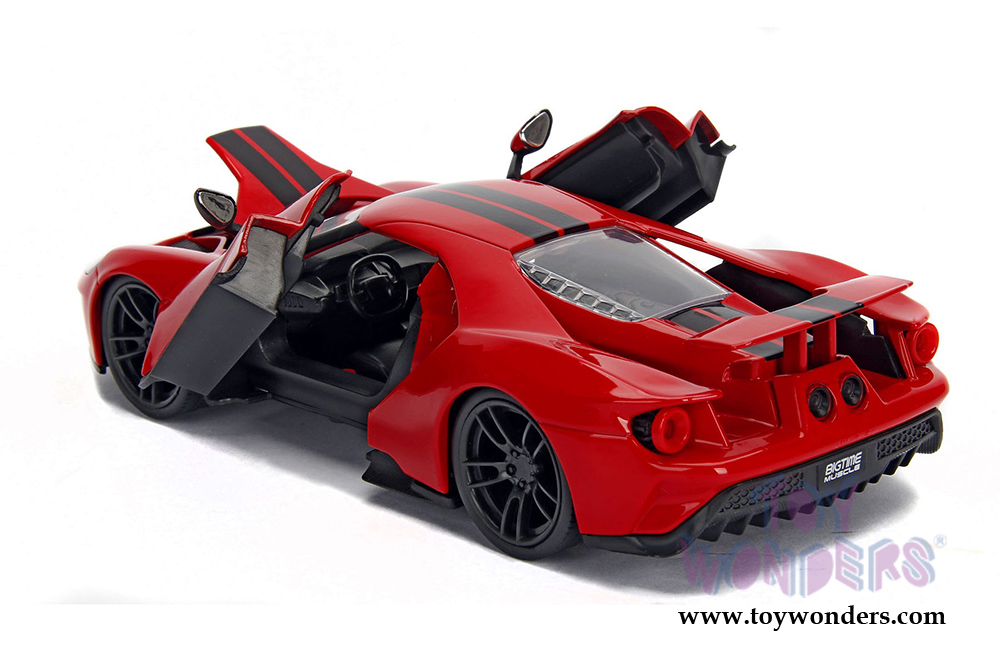 Jada Toys Metals Cast Bigtime Muscle Ford Gt Hard Top