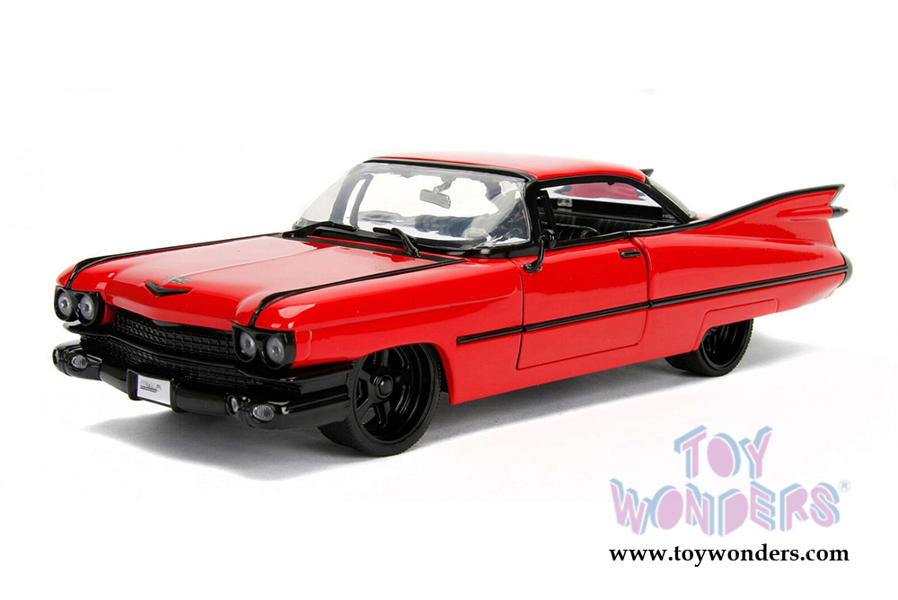 Bigtime Kustoms Cadillac Coupe Deville Hard Top By Jada Toys