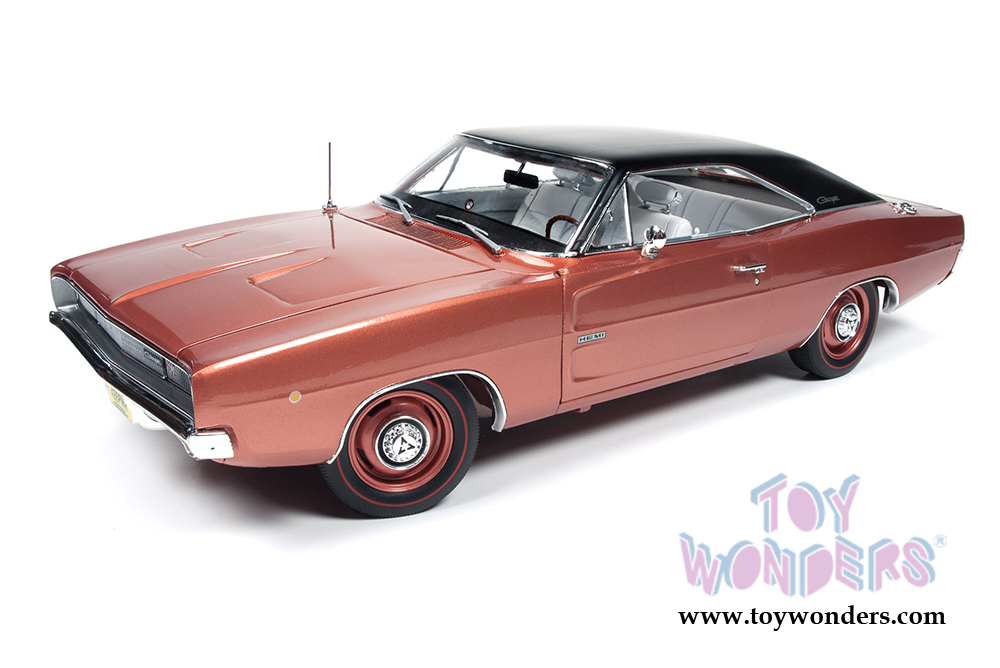 1968 Dodge Charger R/T Hard Top Hemmings Muscle Machines AMM1075 1 ...
