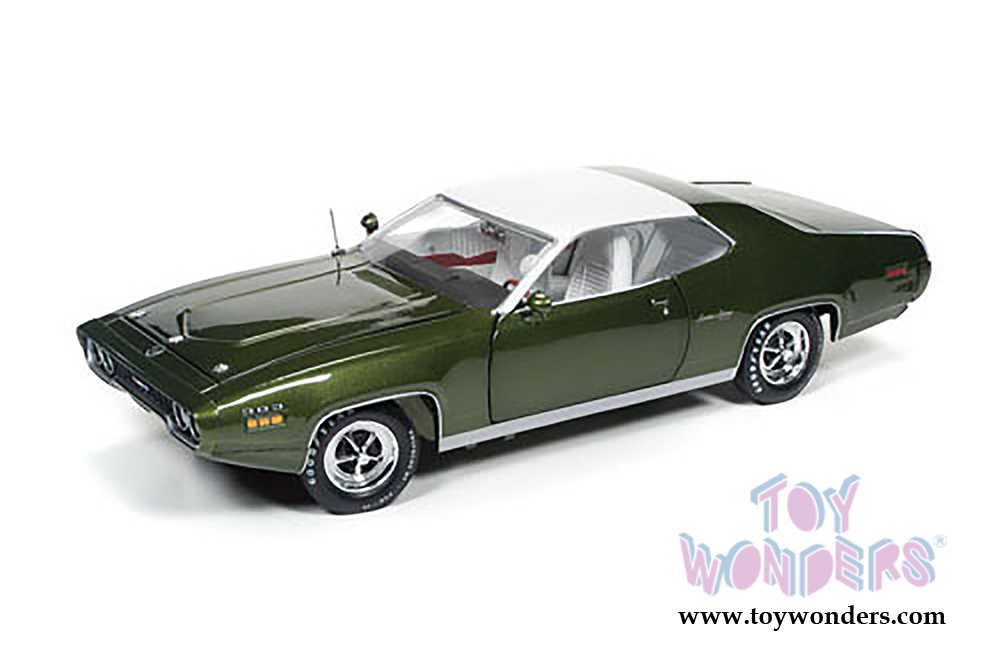 1971 Plymouth Stellite Sebring Plus Hard Top AMM1092 1/18 scale Auto ...