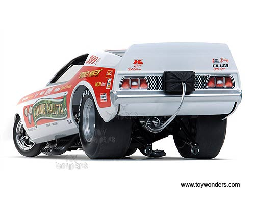Auto World Legends - Connie Kalitta Ford Mustang NHRA Funny Car (1972 1/  sc 1 st  Toy Wonders Inc. & 1972 Connie Kalitta Ford Mustang NHRA Funny Car AW1111 1/18 scale ... markmcfarlin.com