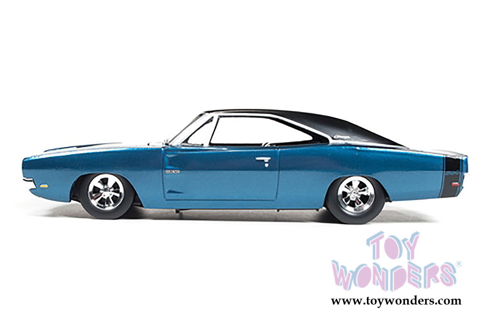 1969 dodge charger 500 sportroof aw24005 1 24 scale auto. Black Bedroom Furniture Sets. Home Design Ideas