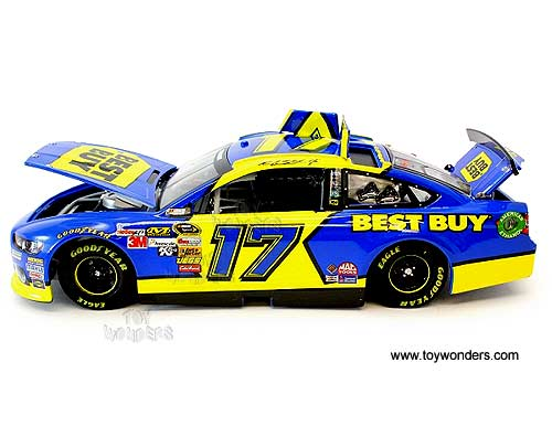 2013 ford Fusion Ricky Stenhouse Jr. #17 Best Buy Race Car by Lionel