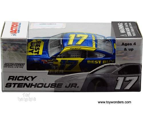 2013 Ford Fusion Ricky Stenhouse Jr. #17 Best Buy Race Car 865BBRT