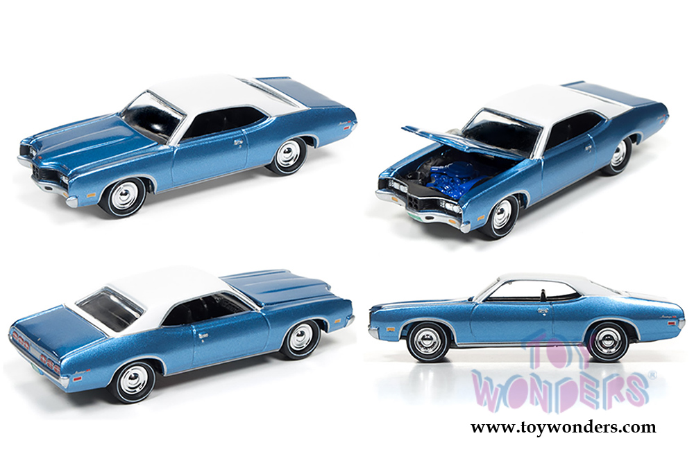 Muscle Cars Usa Release Set B Johnny Lightning Wholesale Diecast