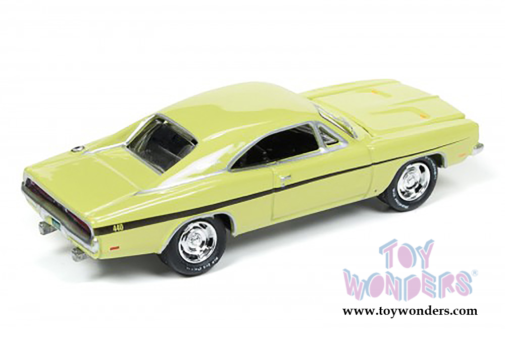 Johnny Lightning - Muscle Cars USA 2017 | Silver Screen Release 3 ...
