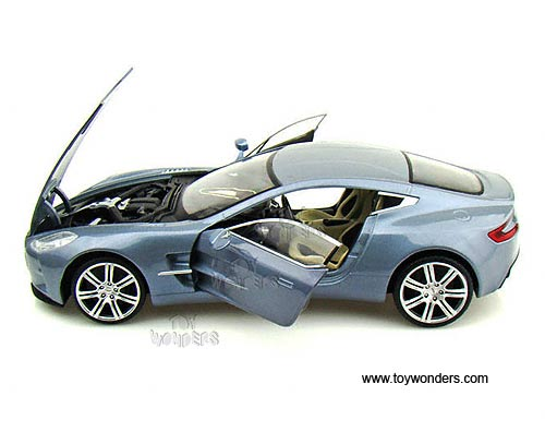 Merveilleux Mondo Motors   Aston Martin One 77 Hard Top (1:18, Light
