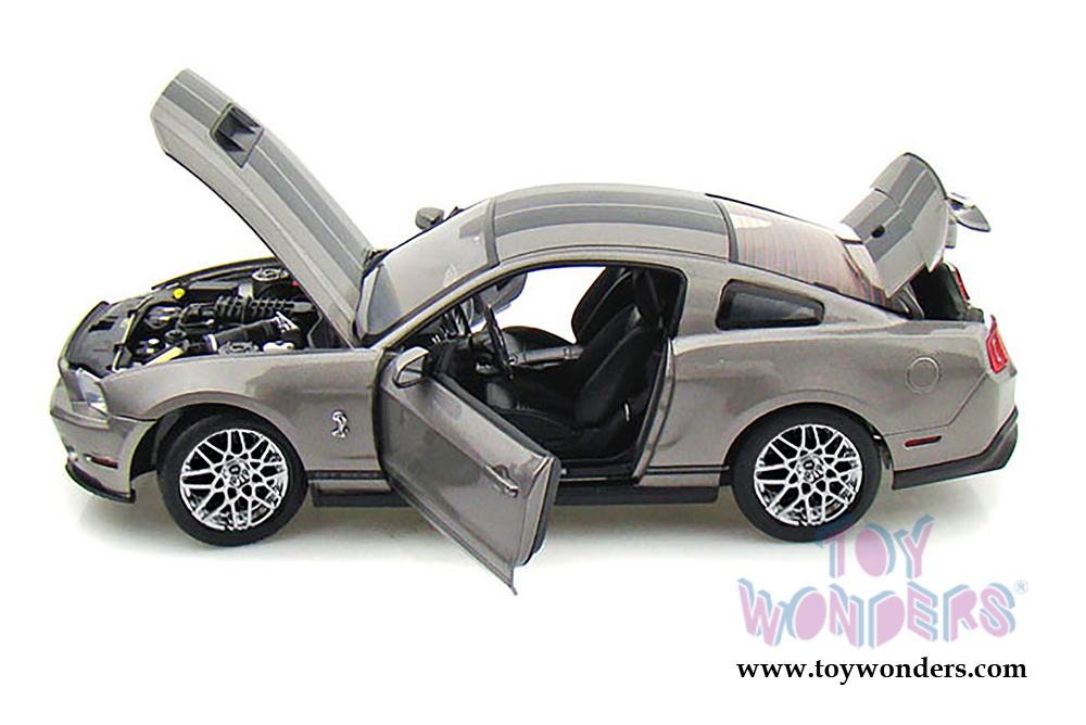 Shelby Ford Shelby Gt Hard Top  Scalecast Model