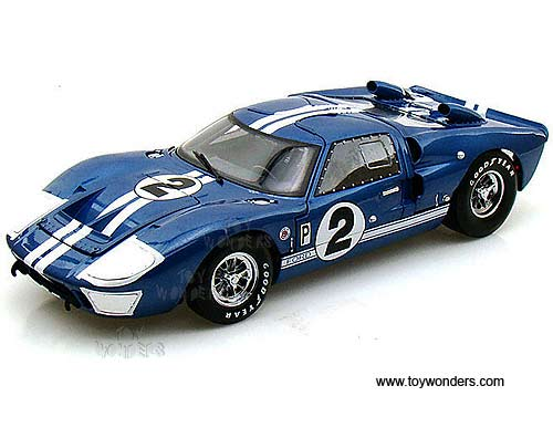 Shelby Ford Gt  Mk Ii Hard Top