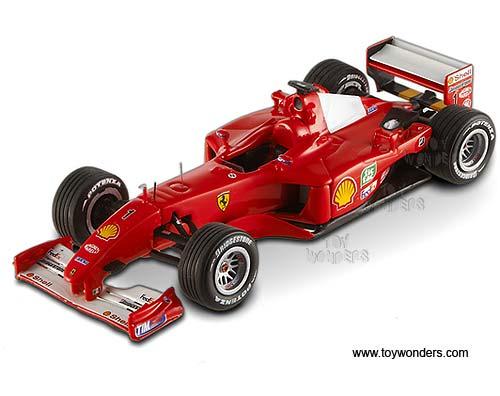 Mattel Hot Wheels 1//43 Ferrari F2001 Michael Schumacher  50213 2001-2138
