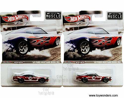 Hot Wheels Racing Muscle Car Series Asstd B