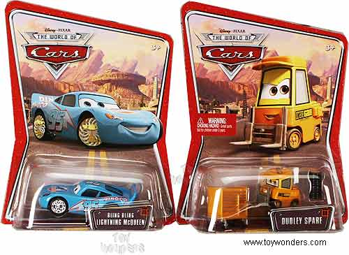 the world of cars toy diecast cars assortment by mattel. Black Bedroom Furniture Sets. Home Design Ideas
