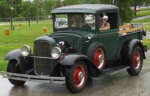 1931 Ford Model A Pickup diecast directory 118 scale 124 scale