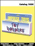 impulse toys catalog 105K