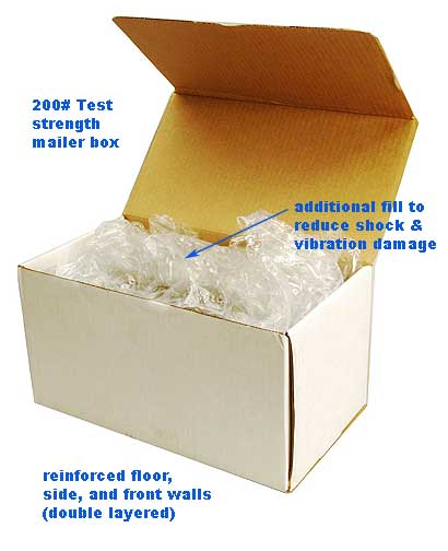 toy wonders reinforced mailer box