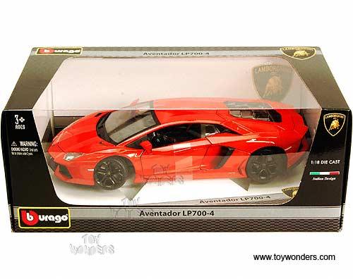 Lamborghini Aventador Lp700 4 Hard Top 11033or 1 18 Scale Bburago