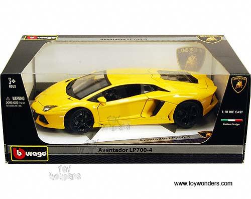 Lamborghini Toy Car Models