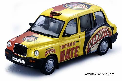 Checker Cab London >> 1998 London Taxi Cab by Sun Star European 1/18 scale ...