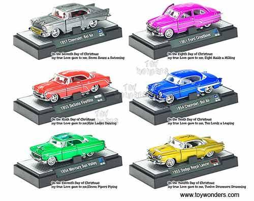 Castline M2 Machines - Auto-Dreams 3 B (1/64 scale diecast model car,  Asstd ) 11300/3B
