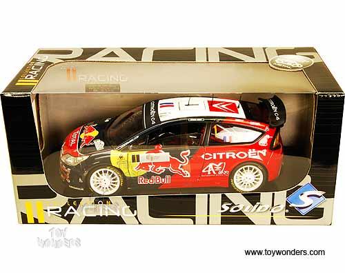 Citro�n Citro�n C4 Wrc. Solido Racing - Citroen C4 WRC