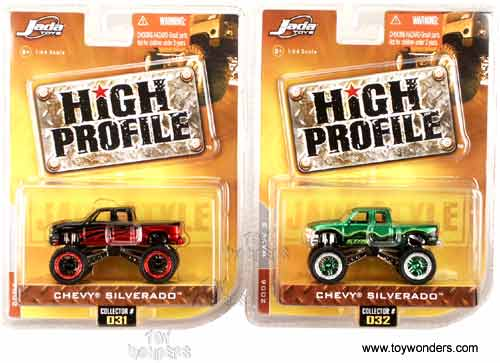 Jada Toys High Profile 121