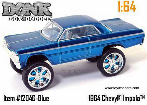 Diecast Collector Model Cars Jada Toys Donk Box Bubble Wave 1 1