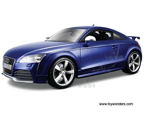 bburago audi tt rs hard top 1 18 scale diecast model. Black Bedroom Furniture Sets. Home Design Ideas