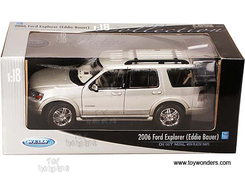 2006 Ford Explorer. Welly - Ford Explorer (Eddie