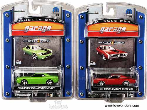 Stock Amp Custom Toy Diecast Cars Series 4 By Greenlight