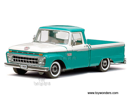 1965 Ford F100 Pickup Truck By Sun Star Usa 1 18 Scale