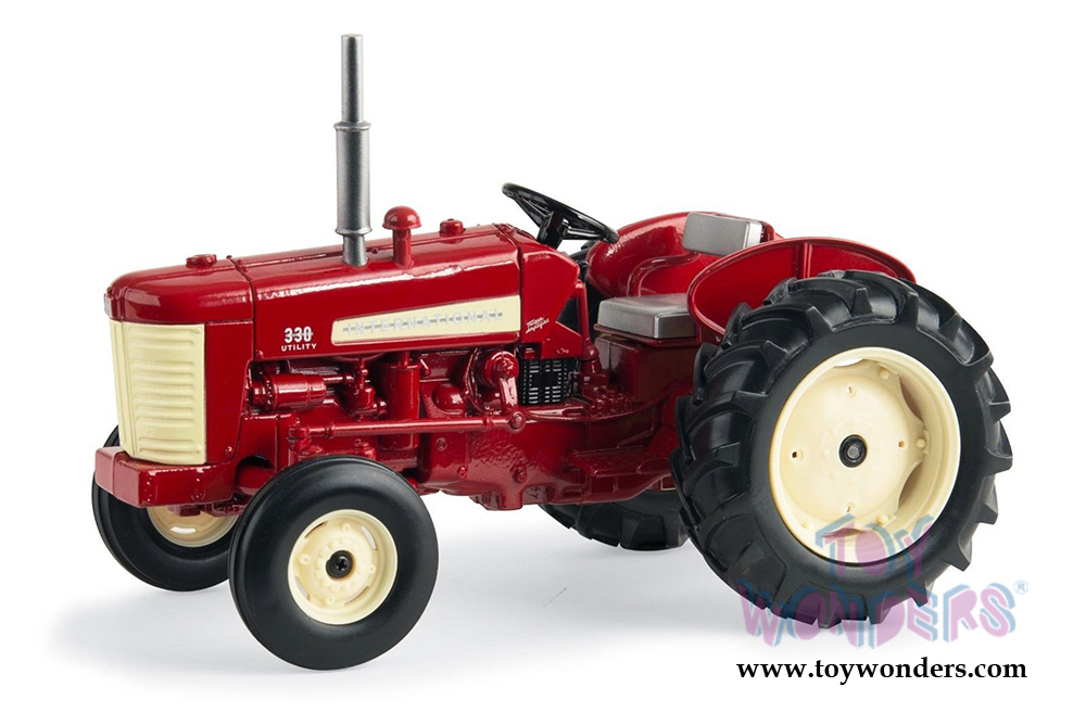 Case International Harvester Tractor : International harvester tractor scale tomy