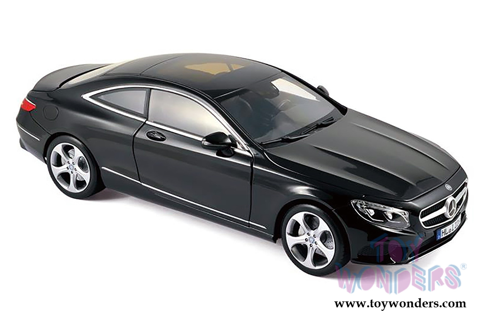 2014 mercedes benz s class 183482 1 18 scale norev for Mercedes benz scale model cars
