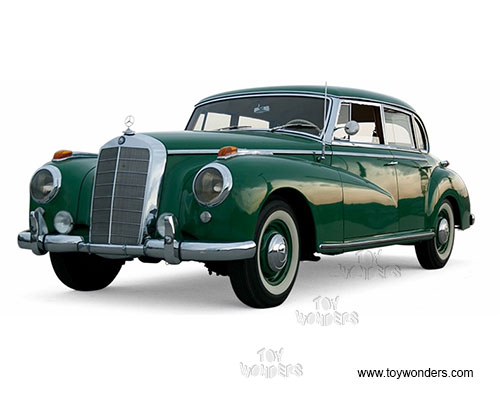 1955 Mercedes Benz 300 Hard Top 183516 1 18 Scale Norev