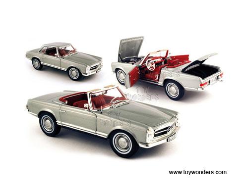 Diecast collector model cars norev aciro mercedes benz for Mercedes benz scale model cars