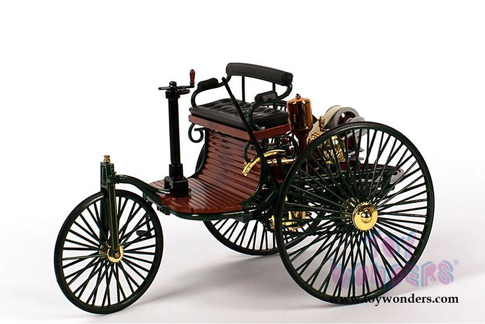 1886 benz patent motorwagen hard top 183701 1 18 scale norev wholesale diecast model car. Black Bedroom Furniture Sets. Home Design Ideas