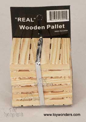 Phoenix Wooden Pallets 6 Pcs 1 24 18401