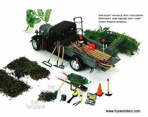 1 24 Scale Garage Accessories http://www.toywonders.com/productcart/pc/Phoenix-Garage-Diorama-Accessory-Set-Hobby-Gear-Landscape-Service-1-24-Scale-18432-289p12434.htm