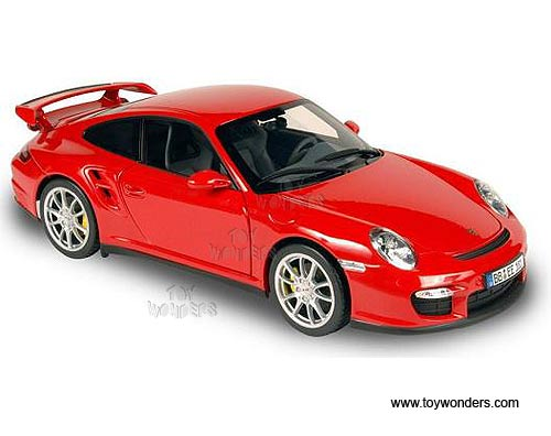 norev show room porsche 911 gt2 hard top 2007 1 18 scale diecast model car red 187502. Black Bedroom Furniture Sets. Home Design Ideas