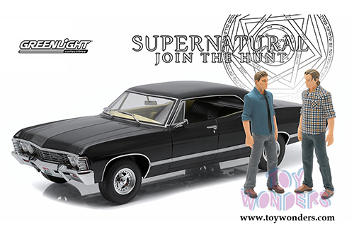 Supernatural Tv Series 2005 Chevrolet Impala Sport