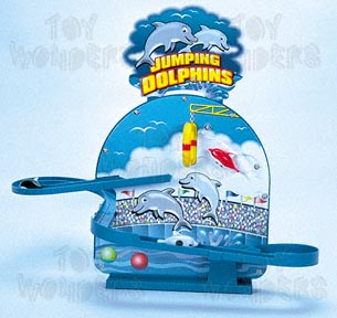 Dolphin Jumping Game