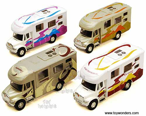 Trat Er Toy : Toy diecast international travel rv d wholesale